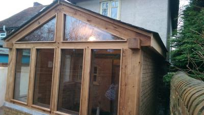 Garden Room Little Waltham Essex